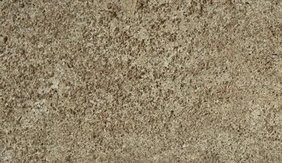 Структура песчаника ПДК. Серовато-коричневатый окрас.