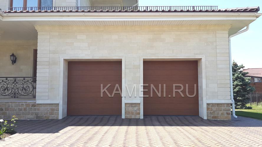 Облицовка фасада песчаником — цена (4254)