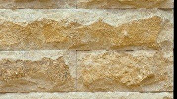 Отделка фасада песчаник (0524)