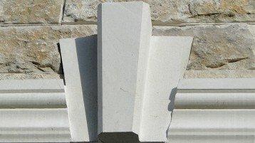 Отделка фасада натуральным камнем — фото (0510т)